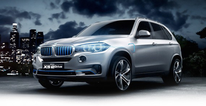 BMW-X5-eDrive